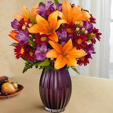 The Autumn Splendor® Bouquet